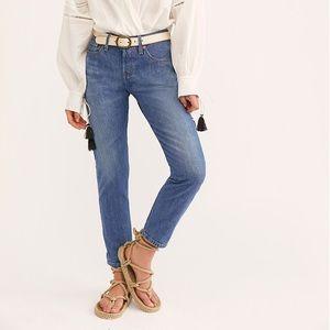 Levi 501 Taper Jeans